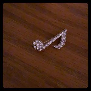 Jewelry - ✨Music Note Brooch🌟